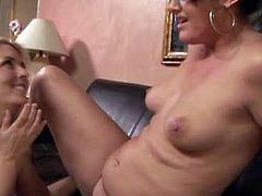 Dark haired busty babe gets her dripping pussy licked by the blond haired chick. Have a look at these bitches in All Porn Sites Pass xxx clip.