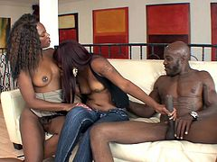 great black threesome @ it's a black daddy thing