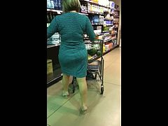 BUSINESS LADY BOOTY PAWG CANDID