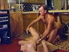 Awesome doggystyle fuck with this brunette and her dude