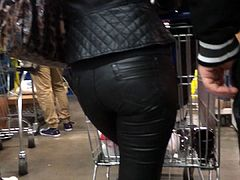 Leather Pants in queue