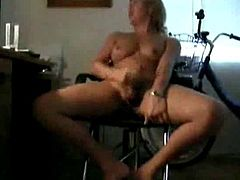 Shemale on webcam 2