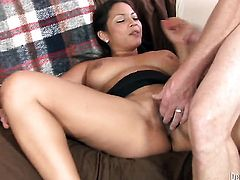 Adriana Luna loves getting her cunt slam fucked