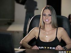 In this video you will see a big amount of Brazzers porn actresses. Of course all of them are hot and filthy.