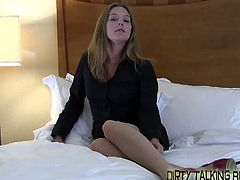 Dirty Talking Bitches brings you a hell of a free porn video where you can see how these evil dommes tempt you with their bodies and play while some give you pov blowjobs.
