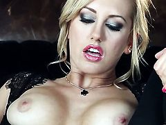 Brett Rossi spreads her legs on cam and feels no shame