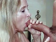 Mature Annabelle Brady got a taste of this generation's fucking style. She loves getting screwed from the back and moans in extreme satisfaction as her wide pussy was drilled by huge young dick.