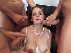 Allison Moore Cumshot Compilation