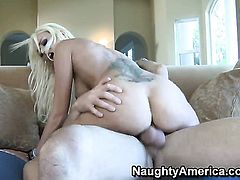 Breanne Benson getting satisfaction with horny fuck buddy Charles Dera