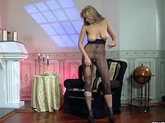 Pantyhose tube videos