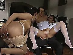 Great italian hard fuck