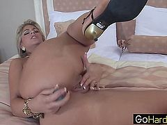 Fuckself with Dildo Defrancesca Gallardo