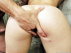 Dani Daniels getting down and dirty in steamy sex action with Ramon Nomar