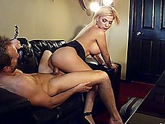 Bibi Noel Makes A Hot Fuck Tape With A Big White Cock
