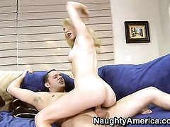 Lexi Belle is addicted to fuck and Alec Knight knows it