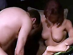 Looser in catfight a busty blonde babe is hardcore missionary and doggy style fucked and she sucks dick deepthroat until he cums in her mouth and she swallow cum!