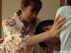 Hot Japanese Couple Does Porn Fucking Like A Pro