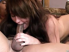Casey Cumz is on the way to the height of pleasure with hot fuck buddy