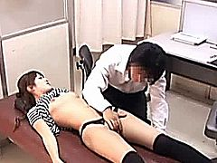 Perverted Doctor paralyses Patients 3