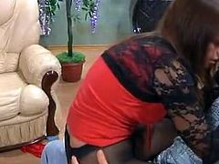 Sensuous Anal Sex clip presented by Butt hole Pantyhose
