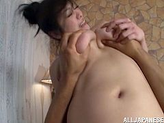 Angelic Cowgirl With Big Tits Getting Penetrated Hardcore Doggystyle