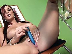 Jayden Cole cant live a day without touching her vagina