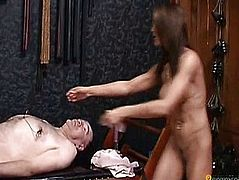 Anal guy has his toy