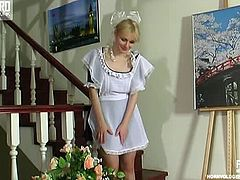 Young maid forced by daddy. Inessa and Caspar are in for some hardcore coition treat for all of us. They will make sure that this will not be the last of this.