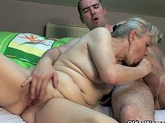 Mature sluts enjoying some young dicks. Sex starved grannies Susan and Milena crave their toy boy's cock and cum. They are old but definitely on for anything arousing and satisfying.