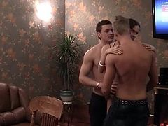 Learner shaged and orgasm onto moth at the party