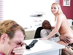 Sean Michaels loves always wet warm fuck hole of Katja Kassin