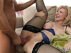 Ava Devine and horny bang Bill Bailey satisfy their sexual needs together
