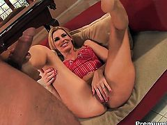 Darryl Hanah cant live a day without taking hard cock in her bum