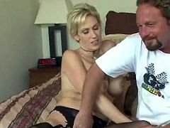 Big-Titted old Kasey Grant
