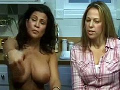 Teri Weigel topless talk