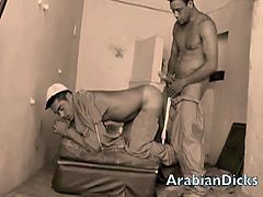 Arabian Dicks brings you a hell of a free porn video where you can see how this gay stud gets his ass banged deep and hard into a massively intense anal orgasm.
