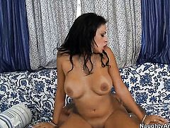 Jamie Valentine is a hard dick addict and her fuck buddy Dale Dabone knows it