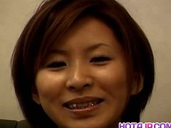 All Japanese Pass brings you a hell of a free porn video where you can see how the hot Japanese milf Shizu Umemiya strips and poses while getting ready to be even worse.