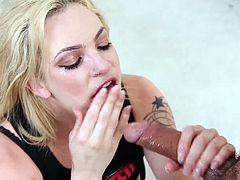 Best deepthroat moments from Throated.com challenge 2015