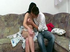 Film that has fuzz seducing guys.Girl seduce fellow to bump her.