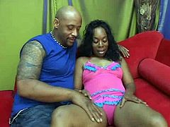 Ebony Milf Big Hairy Cunt
