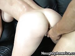 Danny Mountain has unthinkable sex with Jayden Jaymes