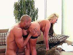Phoenix Marie loves her big ass fucking by Karlo Karrera