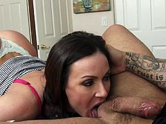 Visit official Neighbor Affair's HomepageAfter enjoying young cock deep smacking her fresh pussy, needy Kendra Lust now craves to feel its load splashing her curvy ass