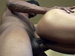 ebony lady lusts for a hard dick @ 142 inches of black cock #03