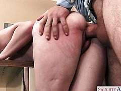 Asian and her hard cocked bang buddy Dane Cross have a lot of sexual energy to spend