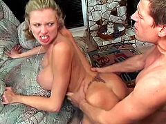 Joel Lawerence takes Brianna Banks ass
