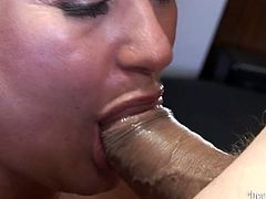 Horny grannie blows juicy pole standing on her knees and gets her cunt licked by young man