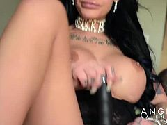 Angelina Valentine Solo Black Nighty