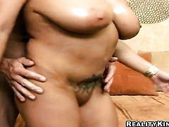 Blonde Rachel Love with juicy booty and hairless twat gets skull stuffed